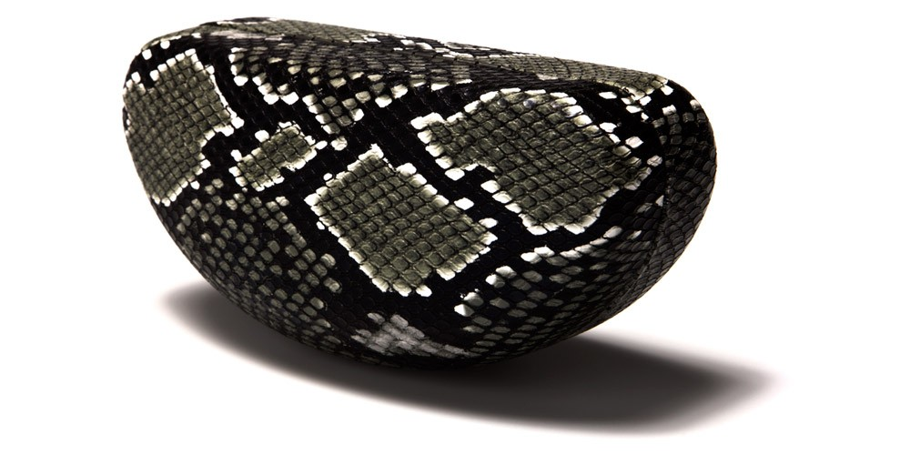 Snake Skin Pattern SUNGLASSES Cases Wholesale CV835
