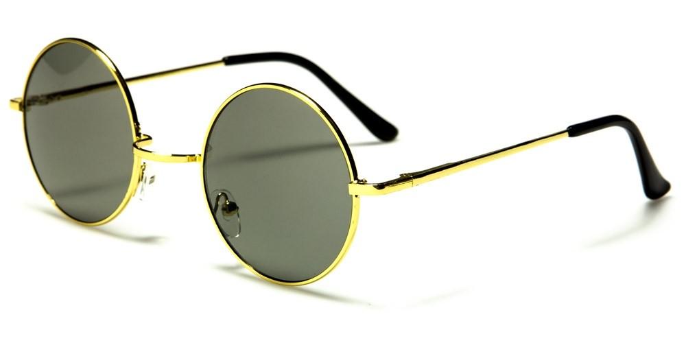 Eyedentification Round Sunglasses Wholesale EYED12055