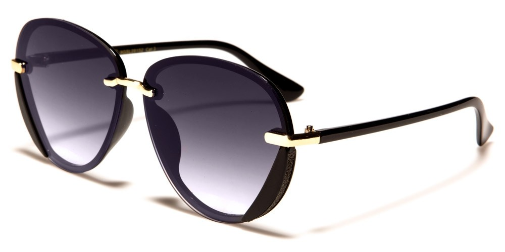 Giselle Round Women's Wholesale Sunglasses GSL28152