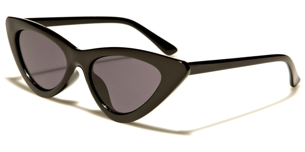 Cat Eye Vintage Look Women's Sunglasses Wholesale P6383