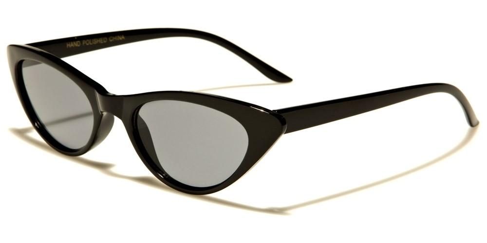 Cat Eye Retro Style Women's Bulk Sunglasses P6455