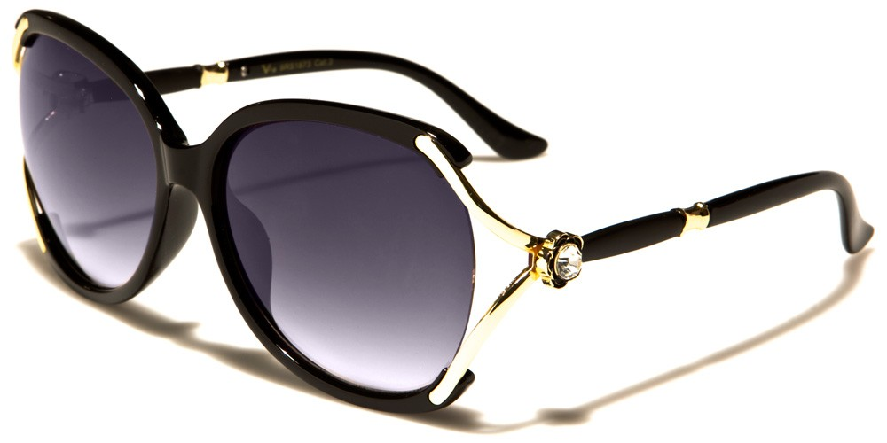VG Butterfly RHINESTONE SUNGLASSES Wholesale RS1873