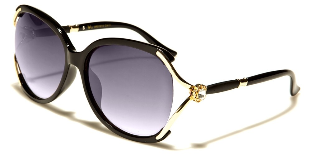 VG Butterfly Rhinestone Wholesale Sunglasses RS1914