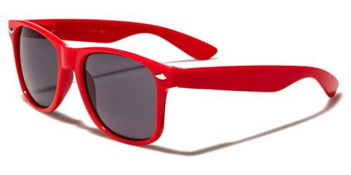 Classic Red Unisex SUNGLASSES Wholesale WF01RED