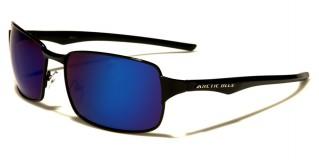 Arctic Blue Rectangle Men's Sunglasses Bulk AB-21