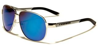 Arctic Blue Aviator Men's Wholesale Sunglasses AB-28