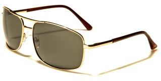 Air Force Rectangle Men's Sunglasses Wholesale AV574