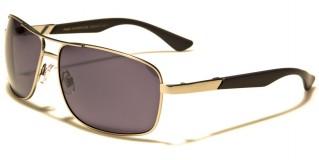 Air Force Rectangle Men's Wholesale Sunglasses AV575