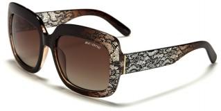 BeOne Polarized Rectangle Wholesale Sunglasses B1PL-ALLURE