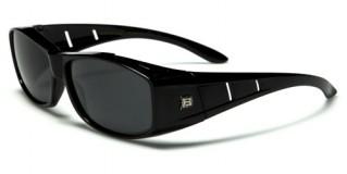 Barricade Polarized Fit-Over Sunglasses Bulk BAR603PZ