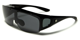 Barricade Polarized Fit-Over Wholesale Sunglasses BAR605PZ