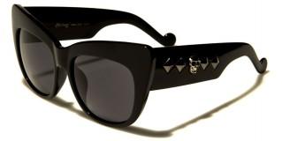 Black Society Cat Eye Wholesale Sunglasses BSC5201