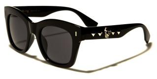 Black Society Round Unisex Sunglasses Bulk BSC5205