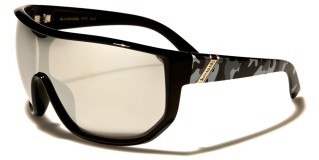 Biohazard Shield Camouflage Wholesale Sunglasses BZ66191