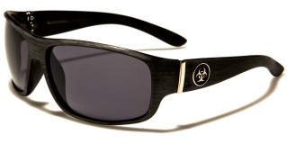 Biohazard Oval Men's Sunglasses Wholesale BZ66195