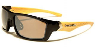 Biohazard Rectangle Men's Wholesale Sunglasses BZ66215