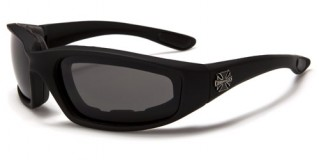 Choppers Padded Men's Bulk Goggles CH1201