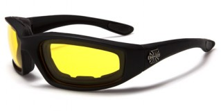 Choppers Padded Men's Wholesale Goggles CH1205