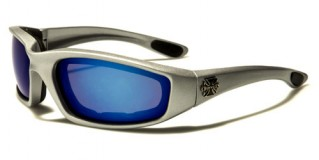 Choppers Padded Men's Goggles Wholesale CH12SLV