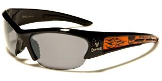 Choppers Semi-Rimless Men's Sunglasses Bulk CP6682