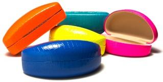 Neon Colors Sunglasses Cases Wholesale CV837