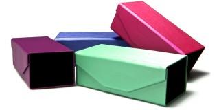 Bright Colors Foldable Sunglasses Wholesale Cases CV853