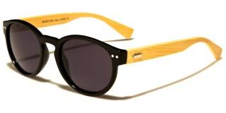 Eyedentification Round Sunglasses Wholesale EYED11057