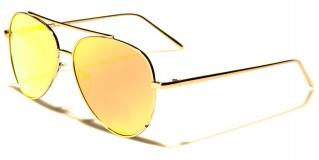 Eyedentification Aviator Sunglasses Wholesale EYED12025