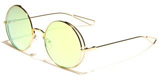 Eyedentification Round Wholesale Sunglasses EYED12033