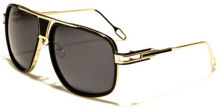 Eyedentification Aviator Sunglasses In Bulk EYED13062