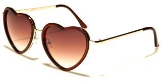 Giselle Heart Shaped Women's Wholesale Sunglasses GSL28047