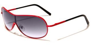 Shield Kids Sunglasses In Bulk K-1113-OC