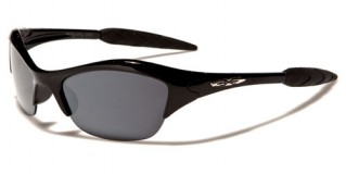 X-Loop Semi-Rimless Kids Bulk Sunglasses KD55MIX