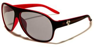 Biohazard Aviator Kids Bulk Sunglasses KG-BZ66154