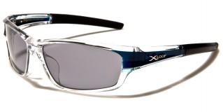 X-Loop Wrap Around Kids Wholesale Sunglasses KG-X2418