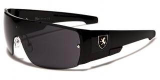 Khan Semi-Rimless Men's Sunglasses Wholesale KN1166