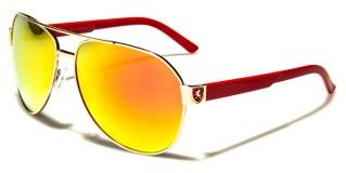 Khan Aviator Unisex Sunglasses Wholesale KN1170CM