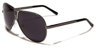 Khan Aviator Men's Sunglasses In Bulk KN1173