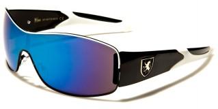 Khan Shield Men's Bulk Sunglasses KN3734-RCM