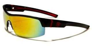 Khan Semi-Rimless Men's Bulk Sunglasses KN3961