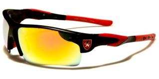 Khan Semi-Rimless Men's Wholesale Sunglasses KN5409-CM