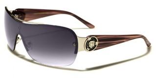 Kleo Semi-Rimless Women's Bulk Sunglasses LH1319