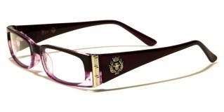 Kleo Rectangle Women's Wholesale Glasses LH5210CLR