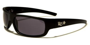 Locs Rectangle Men's Sunglasses Wholesale LOC91003-MB