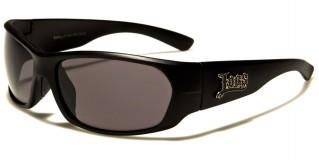 Locs Oval Men's Wholesale Sunglasses LOC91064-MB