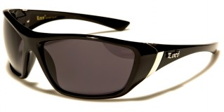 Locs Oval Men's Sunglasses Wholesale LOC91100-BK