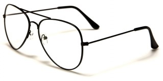 Nerd Aviator Unisex Glasses Wholesale NERD-101