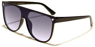 Classic Flat Lens Women's Sunglasses Wholesale P30185-FT
