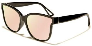 Classic Pink Lens Unisex Sunglasses Wholesale P6202-FT-PINK