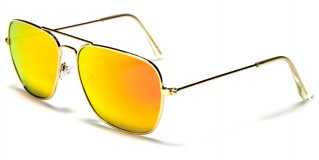 Air Force Aviator Polarized Wholesale Sunglasses PZ-AF112-RV